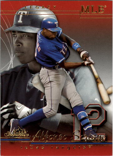 Photo of 2005 Fleer Showcase Legacy #54 Alfonso Soriano #d/99