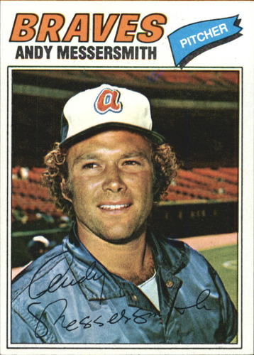 Photo of 1977 Topps #80 Andy Messersmith