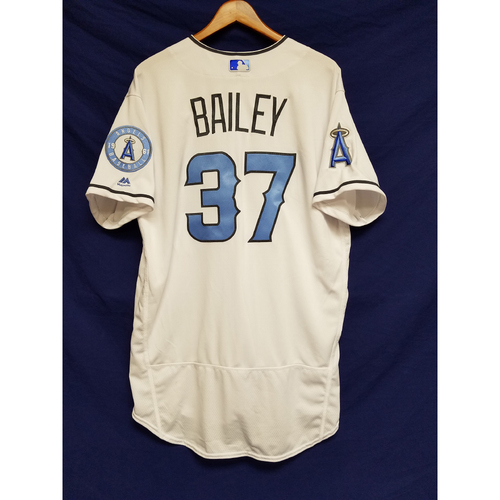Photo of Andrew Bailey Team-Issued Blue Fathers Day Jersey