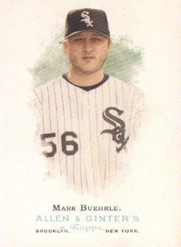 Photo of 2006 Topps Allen and Ginter #31 Mark Buehrle