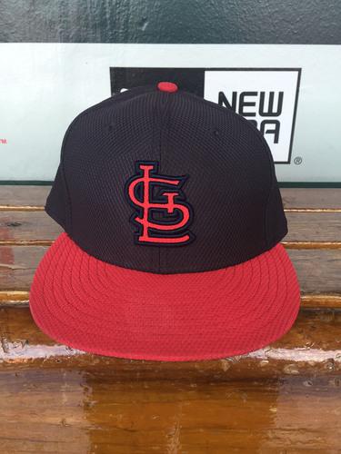 Photo of Cardinals Authentics: Jose Oquendo Batting Practice St. Louis Cardinals Cap