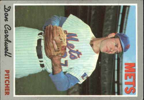 Photo of 1970 Topps #83 Don Cardwell