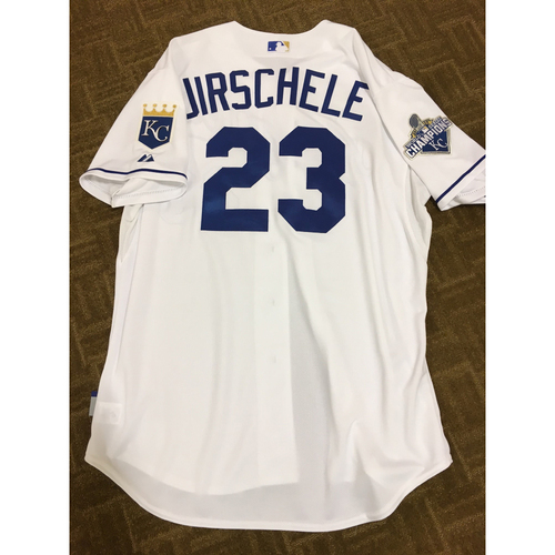 Photo of Royals Charities Auction: Mike Jirschele #23 Appearance Jersey