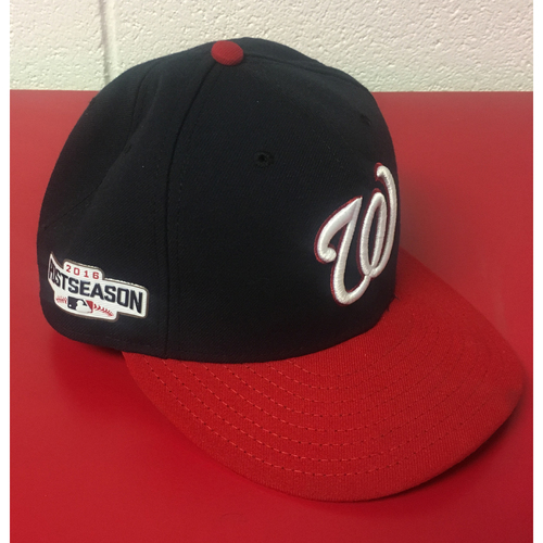 Photo of Game-Used Cap - Max Scherzer