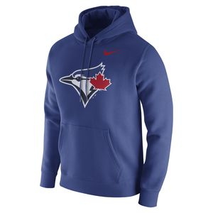 Toronto Blue Jays Pullover Club Hoody Royal by Nike