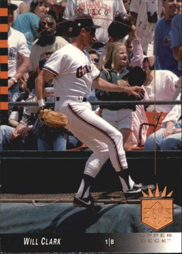 Photo of 1993 SP #111 Will Clark