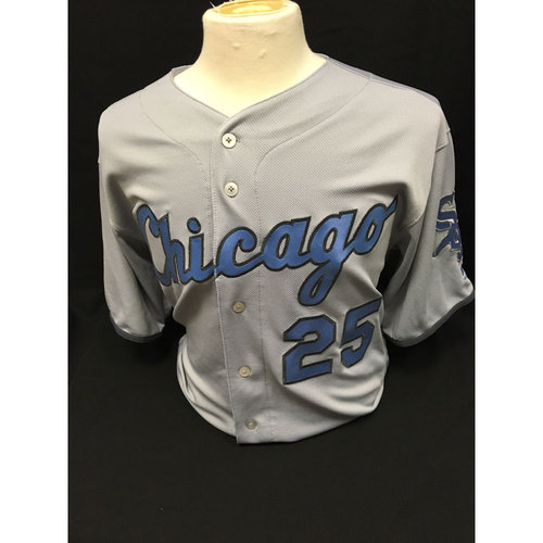Photo of White Sox Charities: James Shields Game-Used 2016 Father's Day Jersey