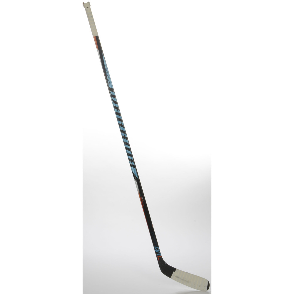 Jay Bouwmeester St. Louis Blues Team Canada World Cup of Hockey 2016 Tournament-Used Warrior Covert QRL Hockey Stick