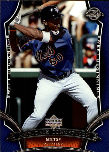 Photo of 2005 Sweet Spot #93 Ambiorix Concepcion SB RC