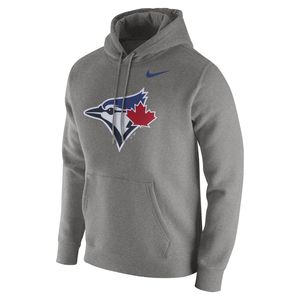 Pullover Club Hoody Grey by Nike