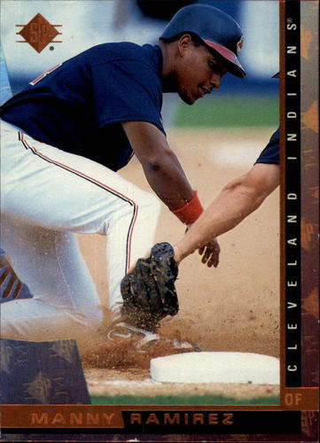 Photo of 1997 SP #60 Manny Ramirez