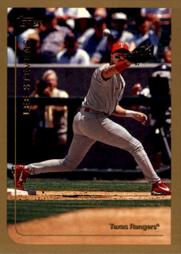 Photo of 1999 Topps #126 Lee Stevens