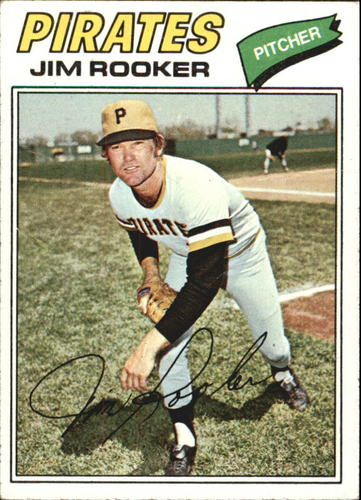 Photo of 1977 Topps #82 Jim Rooker