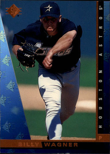 Photo of 1997 SP #86 Billy Wagner