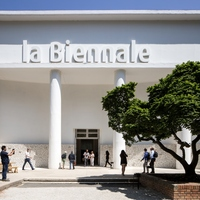 Photo of Visit La Biennale di Venezia  - click to expand.