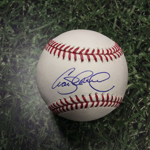 Photo of Craig Counsell Autographed Baseball