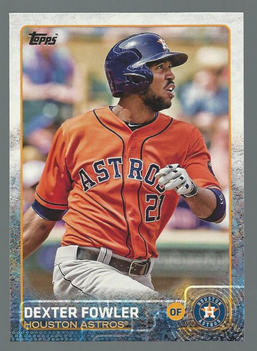 Photo of 2015 Topps #347 Dexter Fowler