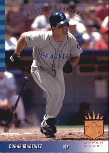 Photo of 1993 SP #133 Edgar Martinez