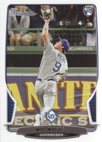 Photo of 2013 Bowman Draft #45 Wil Myers RC