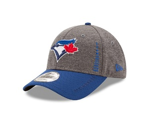 Toronto Blue Jays Speed Tech Cap Grey by New Era