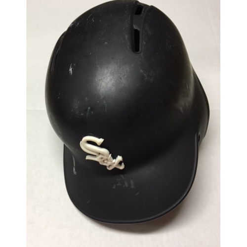 Photo of Kevan Smith Team-Issued Black Matte Batting Helmet
