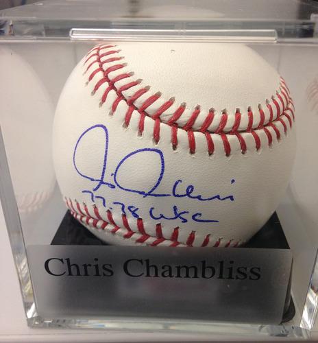 Photo of Baseball Assistance Team: Chris Chambliss Autographed Baseball