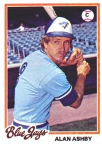 Photo of 1978 Topps #319 Alan Ashby