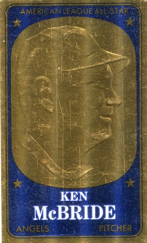 Photo of 1965 Topps Embossed #30 Ken McBride