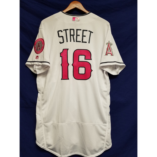 Photo of Huston Street Team-Issued Home Mother's Day Jersey