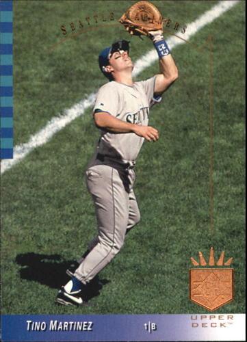 Photo of 1993 SP #134 Tino Martinez
