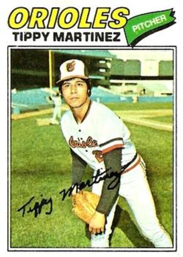 Photo of 1977 Topps #238 Tippy Martinez