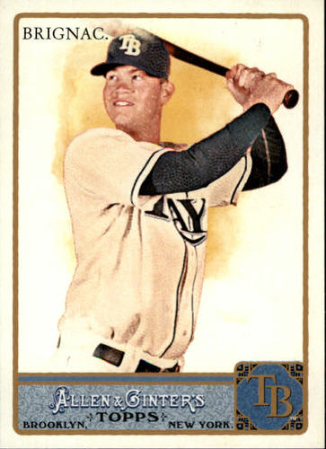 Photo of 2011 Topps Allen and Ginter #282 Reid Brignac