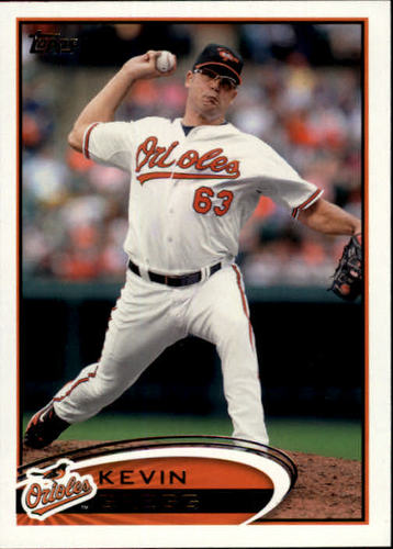 Photo of 2012 Topps #326 Kevin Gregg