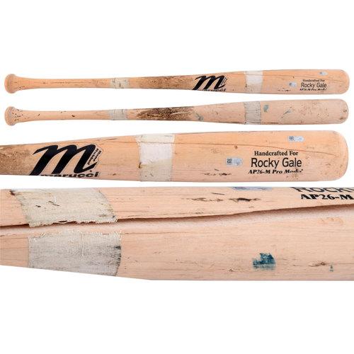 Photo of Cameron Maybin Padres Game-Used Broken Bat