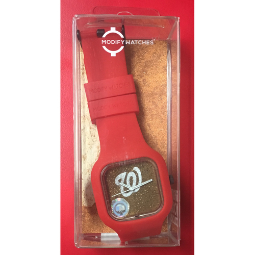 Photo of Dirt Watch - Red