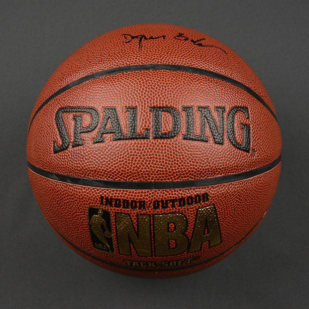 Dragan Bender - Phoenix Suns - 2016 NBA Draft - Autographed Basketball