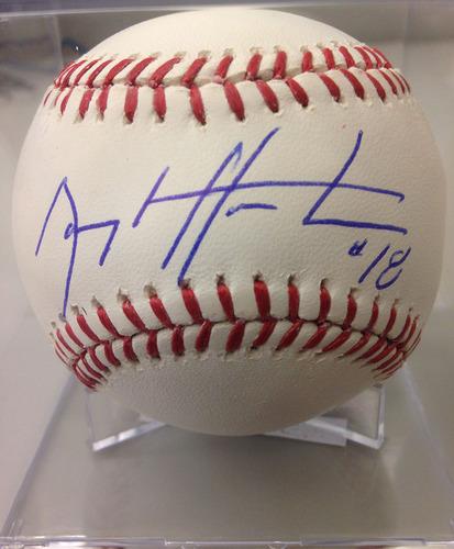 Photo of Baseball Assistance Team: Darryl Hamilton Autographed Baseball
