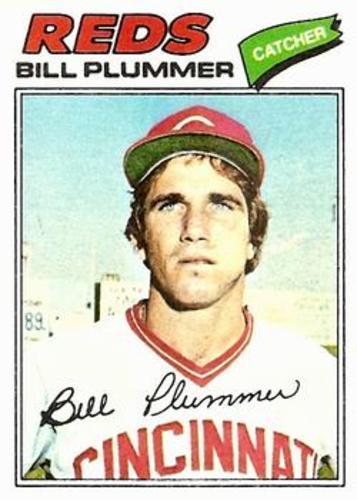 Photo of 1977 Topps #239 Bill Plummer