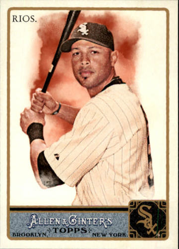 Photo of 2011 Topps Allen and Ginter #285 Alex Rios