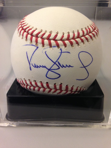 Photo of Baseball Assistance Team: Darryl Strawberry Autographed Baseball