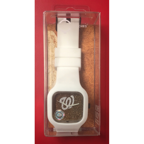 Photo of Dirt Watch - White