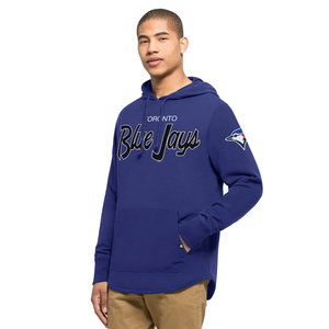 Toronto Blue Jays Air Strike Fleece Hoody Royal by '47 Brand