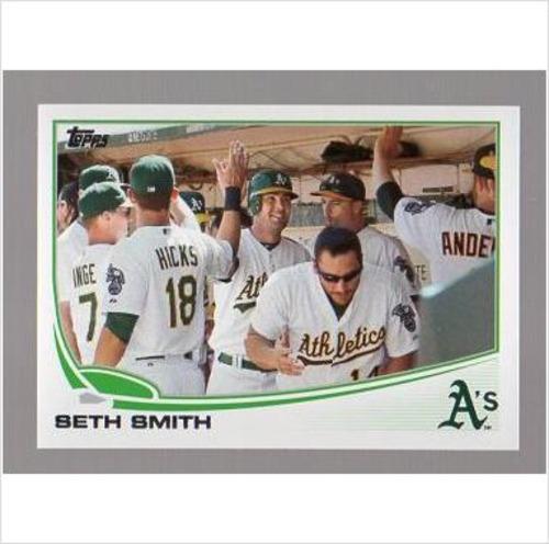 Photo of 2013 Topps #582 Seth Smith