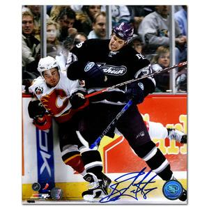 Ryan Getzlaf Autographed Anaheim Ducks 8X10 Photo
