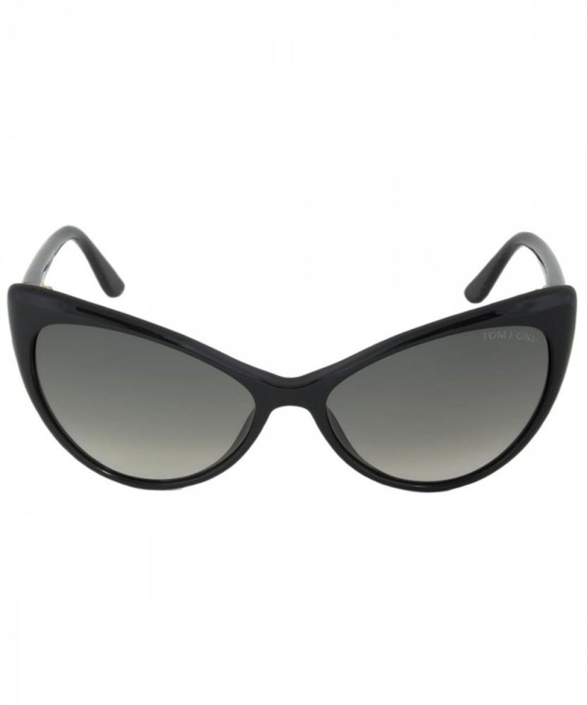 TOM FORD ANASTASIA 0303 01B Black/Grey Gradient Sunglasses
