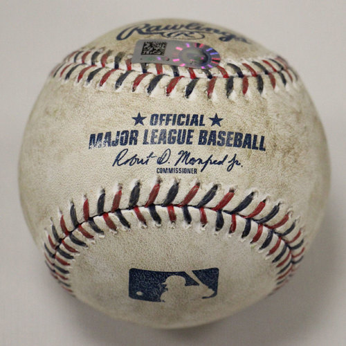 Photo of 4th of July Baseball - Todd Frazier (CWS) ball in dirt from Daniel Gossett