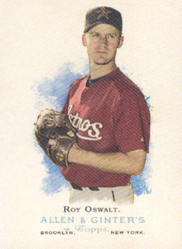 Photo of 2006 Topps Allen and Ginter #37 Roy Oswalt