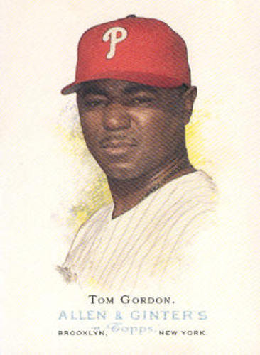 Photo of 2006 Topps Allen and Ginter #107 Tom Gordon