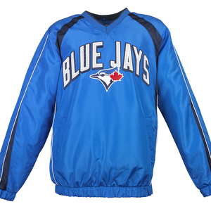 Toronto Blue Jays Play Maker Pullover Jacket by G-III