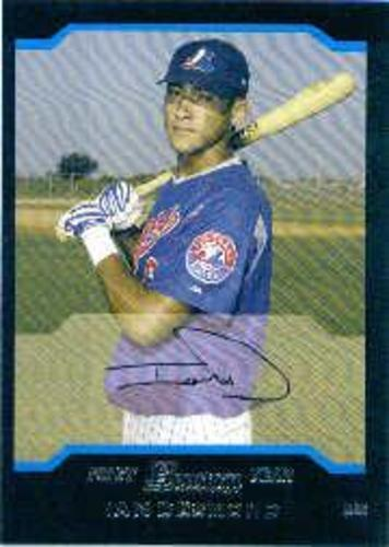 Photo of 2004 Bowman Draft #41 Ian Desmond Rookie Card -- Rockies post-season